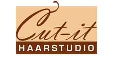 Logo Cut-it Haarstudio